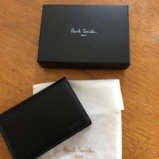 ポールスミス(Paul Smith)のポールスミス カードケース 新品(名刺入れ/定期入れ)