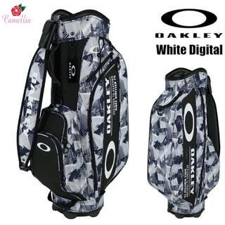 Oakley - 新品 OAKLEY オークリー キャディーバッグ WHITE DIGITAL