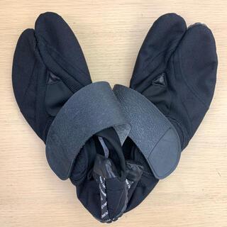 Toe-Bi (トゥ-ビ)BLACK 26.5cm  新型ランニング足袋 箱なし(シューズ)