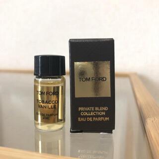 【新品未使用】トムフォード タバコバニラ 4ml サンプル