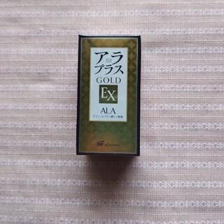 アラ(ALA)のアラプラスゴールド 60粒 5-ALA アミノレブリン酸(その他)