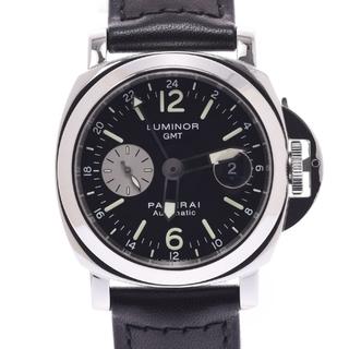 オフィチーネパネライ(OFFICINE PANERAI)のオフィチーネパネライ  ルミノール GMT 腕時計(腕時計(アナログ))