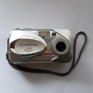 オリンパス(OLYMPUS)のオリンパス CAMEDIA X-350(コンパクトデジタルカメラ)