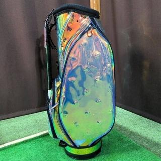 ホンマゴルフ(本間ゴルフ)のホンマキャディバッグオーロラシリーズブラック(バッグ)