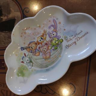 ダッフィー(ダッフィー)のスーベニアプレート プレート 皿 スターリードリームス ダッフィー スーベニア(キャラクターグッズ)