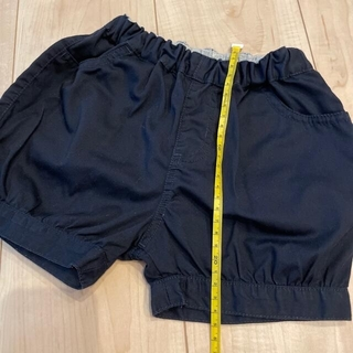 ムジルシリョウヒン(MUJI (無印良品))の80cm ショートパンツ muji(パンツ)