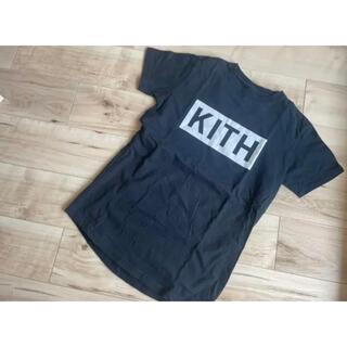 キース(KEITH)のKITH men's 半袖 Tシャツ ブラック(Tシャツ/カットソー(半袖/袖なし))