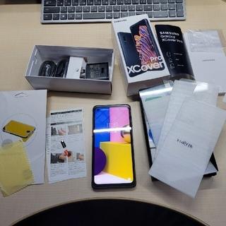 ギャラクシー(Galaxy)のSamsung Galaxy XCover Pro(スマートフォン本体)