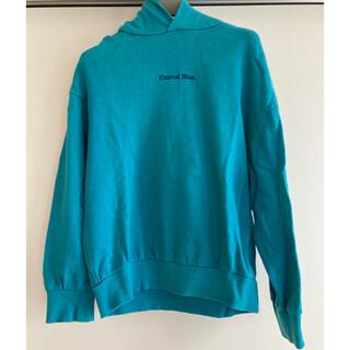 ユナイテッドアローズ(UNITED ARROWS)のキッズ パーカー スウェット ユナイテッドアローズ グリーンレーベル 130相当(Tシャツ/カットソー)