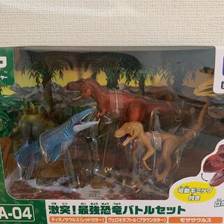 タカラトミー(Takara Tomy)のアニア恐竜 モササウルス アニア恐竜バトルセット(キャラクターグッズ)