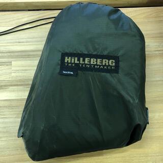 ヒルバーグ(HILLEBERG)の④ ヒルバーグ タープ20 ミル hilleberg tarp20 mil(テント/タープ)