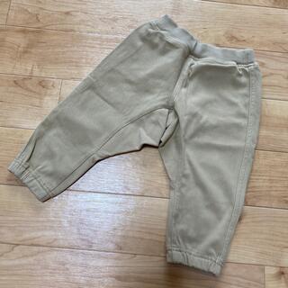 ムジルシリョウヒン(MUJI (無印良品))の無印 らくらく動けるテーパード パンツ 80(パンツ)