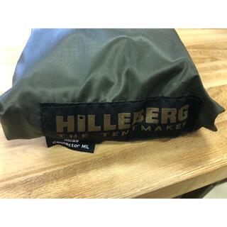 ヒルバーグ(HILLEBERG)の③ ヒルバーグ アトラス ミル コネクター hilleberg atlas(テント/タープ)