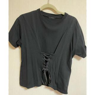 ジーナシス(JEANASIS)のTシャツ JEANASIS ジーナシス(Tシャツ(半袖/袖なし))