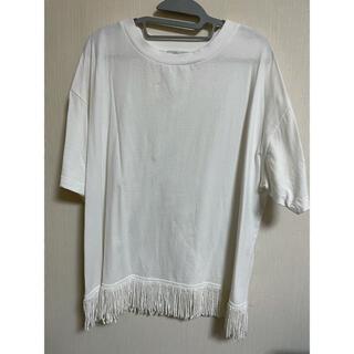 ジーナシス(JEANASIS)のTシャツ ジーナシス JEANASIS(Tシャツ(半袖/袖なし))
