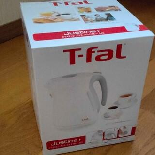 T-fal - 【新品】T−FAL 電気ケトル 1.2L