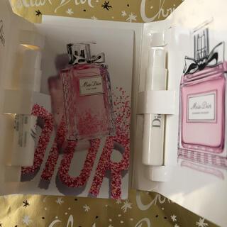 ディオール(Dior)のディオール ミスディオール ブルーミングブーケ  ローズ&ローズ 香水(香水(女性用))