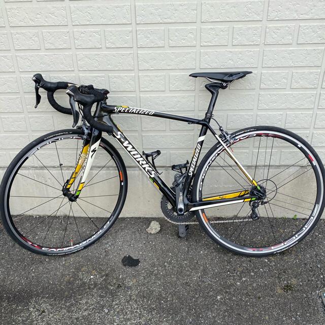 Specialized(スペシャライズド)のスペシャライズド ターマック 完成車 スポーツ/アウトドアの自転車(自転車本体)の商品写真