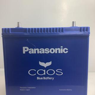 パナソニック(Panasonic)の再生バッテリー☆Panasonic  Caos 80B24L 8ヶ月補償付!74(メンテナンス用品)