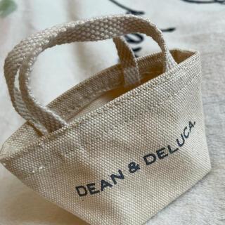 ディーンアンドデルーカ(DEAN & DELUCA)のDEAN&DELUCA ミニバッグ小物(小物入れ)
