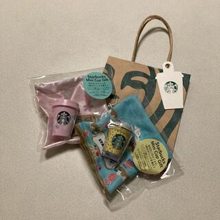 Starbucks Coffee - 新品★スタバミニカップギフトセット