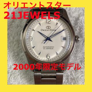 ORIENT - オリエントスター 21JEWELS PF00-C2 CS 2000年限定モデル