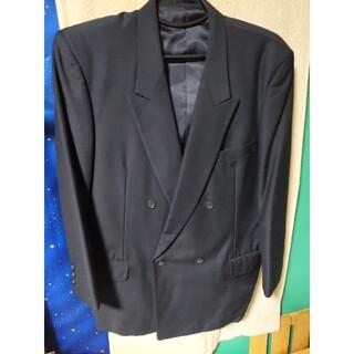 コナミ(KONAMI)の黒礼服ダブルスーツ送料込み❢(セットアップ)