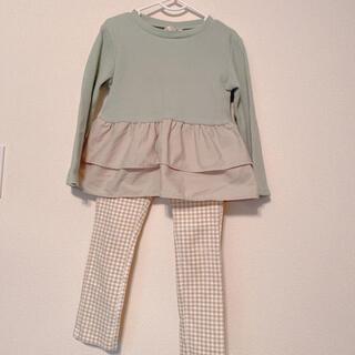 サマンサモスモス(SM2)のSM2*ロンT&パンツセット(Tシャツ/カットソー)