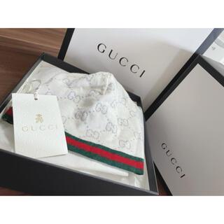 グッチ(Gucci)のグッチベビー ニットキャップ(帽子)