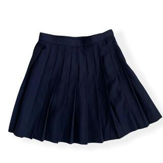 イーストボーイ(EASTBOY)のCONOMI コノミ シンプル プリーツ スカート 学生服 制服 W69(ミニスカート)