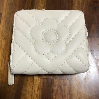 マリークワント(MARY QUANT)のマリークワント 二つ折り財布(財布)