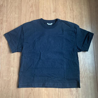 ロンハーマン(Ron Herman)のAURALEE オーラリー定番 スタンドアップTシャツ(Tシャツ(半袖/袖なし))