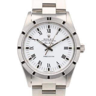 ロレックス(ROLEX)の【中古】ロレックス ROLEX 腕時計 W番 1994~1995年式 エアキング(腕時計(アナログ))