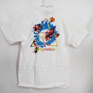 ハフ(HUF)の【M】HUF ハフ/半袖Tシャツ/COME DOWN TT/WHITE(Tシャツ/カットソー(半袖/袖なし))