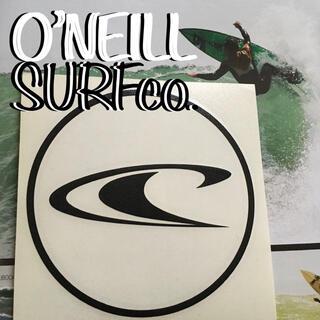 オニール(O'NEILL)のO'NEILL surfオニールUS限定激レアダイカットアイコンステッカー(サーフィン)