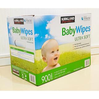 コストコ(コストコ)のコストコ baby wipes おしりふき ベビーワイプ 1箱 (ベビーおしりふき)