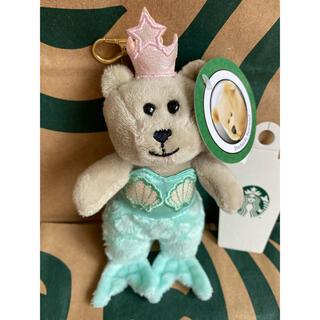 Starbucks Coffee - スターバックス アニバーサリー2021ベアリスタマーメイドMini スタバ A