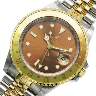 ロレックス(ROLEX)のロレックス ROLEX GMTマスター2 腕時計 メンズ【中古】(腕時計(アナログ))