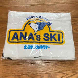 スヌーピー(SNOOPY)のANA 非売品 スヌーピー 大判バスタオル(タオル/バス用品)
