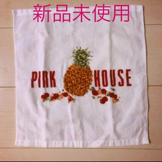 PINK HOUSE - ピンクハウス 新品未使用 パイン ハンドタオル