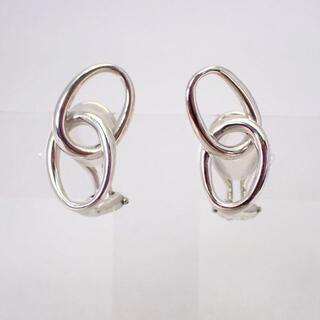 Tiffany & Co. - ティファニー 925 ダブルループ イヤリング [g537-4]