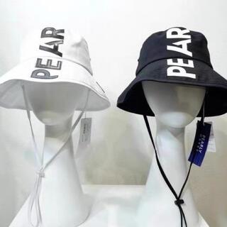 パーリーゲイツ(PEARLY GATES)の【日本未入荷】韓国パーリーゲイツ バケットハット ゴルフ unisex (ハット)