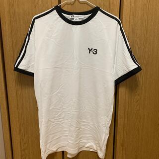 ワイスリー(Y-3)のY3メンズTシャツ(Tシャツ/カットソー(半袖/袖なし))
