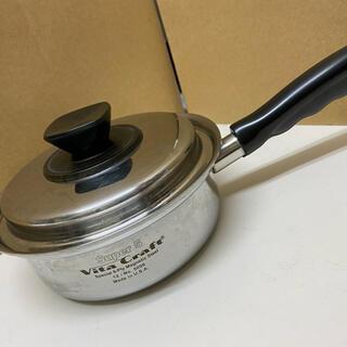 ビタクラフト(Vita Craft)のビタクラフト スーパーファイブ 片手鍋 0.7L No.5090   中古品(鍋/フライパン)