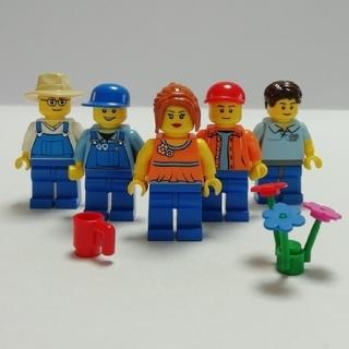 レゴ(Lego)のLEGO中古 フィグ シティー② 5体(その他)