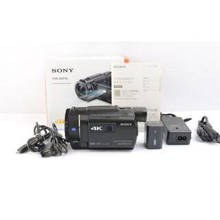 SONY - SONY ソニー FDR-AXP35 元箱付属一式