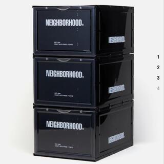 ネイバーフッド(NEIGHBORHOOD)のNEIGHBORHOOD CI / P-SNEAKER STORAGE4個セット(ケース/ボックス)