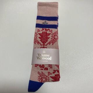 ヴィヴィアンウエストウッド(Vivienne Westwood)のヴィヴィアンウエストウッド 靴下 ソックス 新品未使用(ソックス)