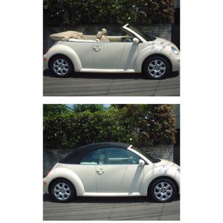 フォルクスワーゲン(Volkswagen)のワーゲンビートルコンバーチブル(車種別パーツ)