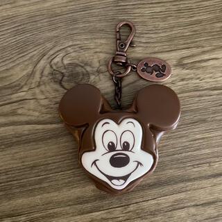 キューポット(Q-pot.)のミッキー チョコレートケーキ チャーム(チャーム)